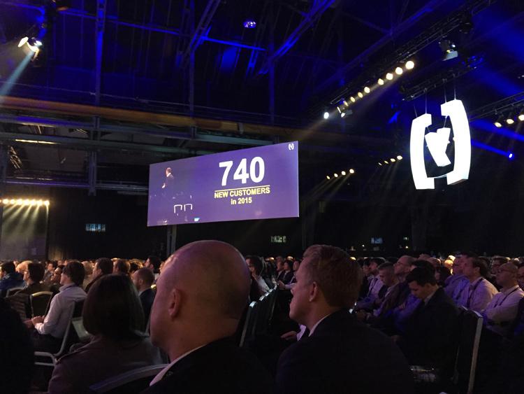 740, c'est selon SAP Hybris le nombre de nouveaux clients ayant adopté Hybris Commerce Suite en 2015 dans le monde, soit plus de 60 nouveaux clients par mois ! Une sacrée accélération par rapport à 2014 !