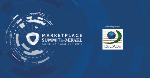 DECADE Sponsor du Marketplace Summit by Mirakl