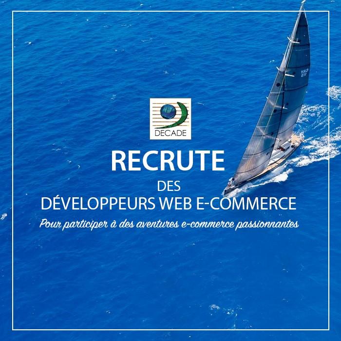 recrutement développeurs web E-commerce juin Tunisie 1