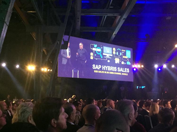 Le B2B: focus renforcé pour SAP Hybris avec Hybris Sales