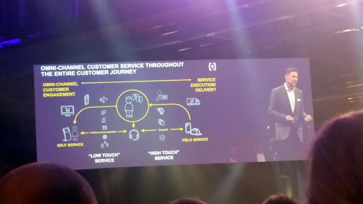 A l'heure où le client est analysé et servi sur l'ensemble des canaux digitaux, les services qu'on lui apporte doivent aussi être omni-canaux et l'accompagner sur l'ensemble de son parcours client
